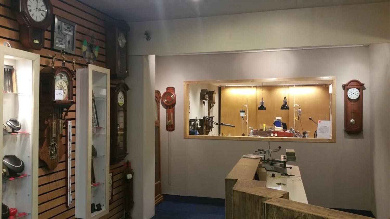 Robin Juweliers nieuw Atelier