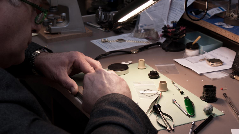 Robin Juweliers - Foto atelier Ton